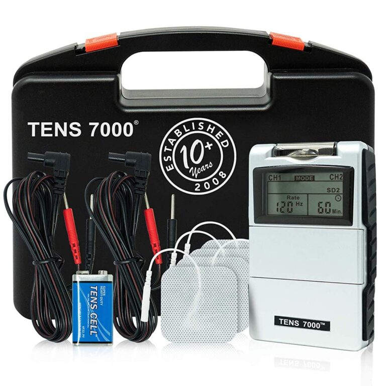 TENS 7000 2nd Edition Digital TENS Unit For Pelvic Pain Relief