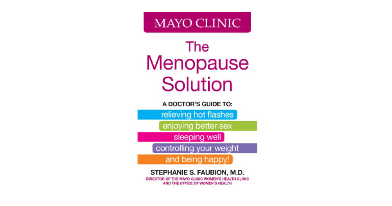 The Menopause Solution book 01