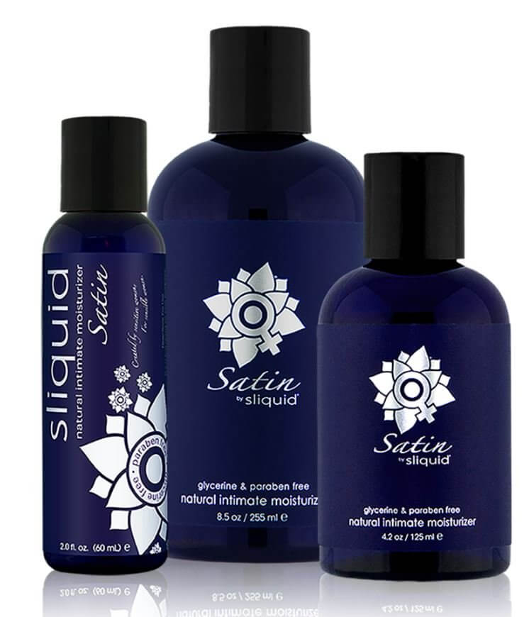 sliquid naturals satin water based intimate lubricant