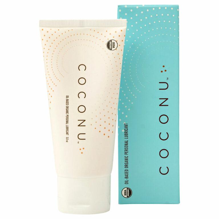 Coconu Oil Based Lube