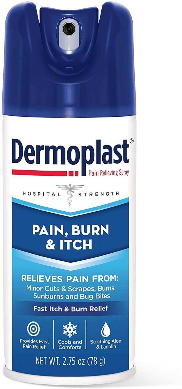 Dermolast spray